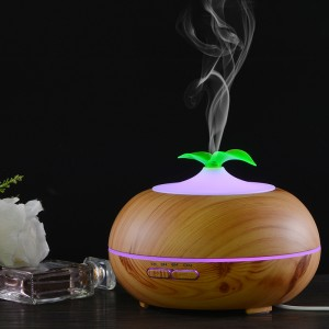 Hot Sale Home Ultraschall Aroma Holz Aroma Nebel Diffusor Maschine